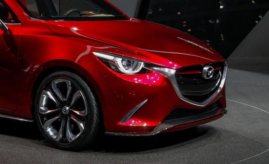 Mazda Hazumi concept - Slide 73