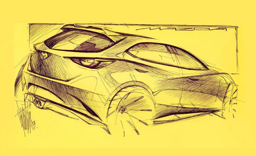 Mazda Hazumi concept - Slide 41