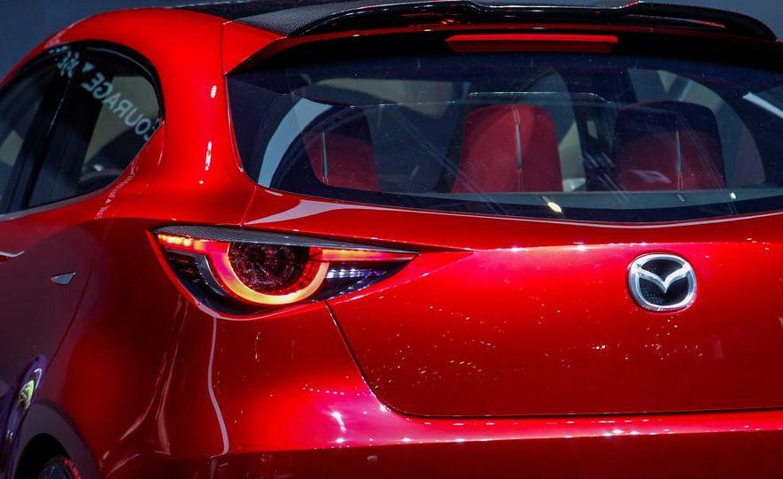 Mazda Hazumi concept - Slide 59
