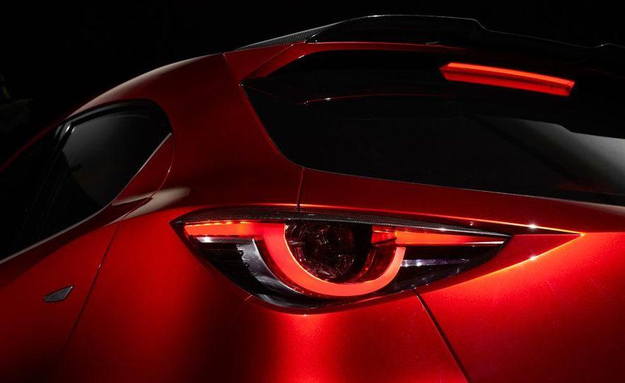 Mazda Hazumi concept - Slide 13