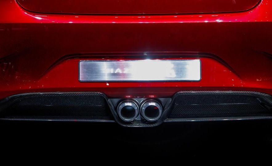 Mazda Hazumi concept - Slide 62