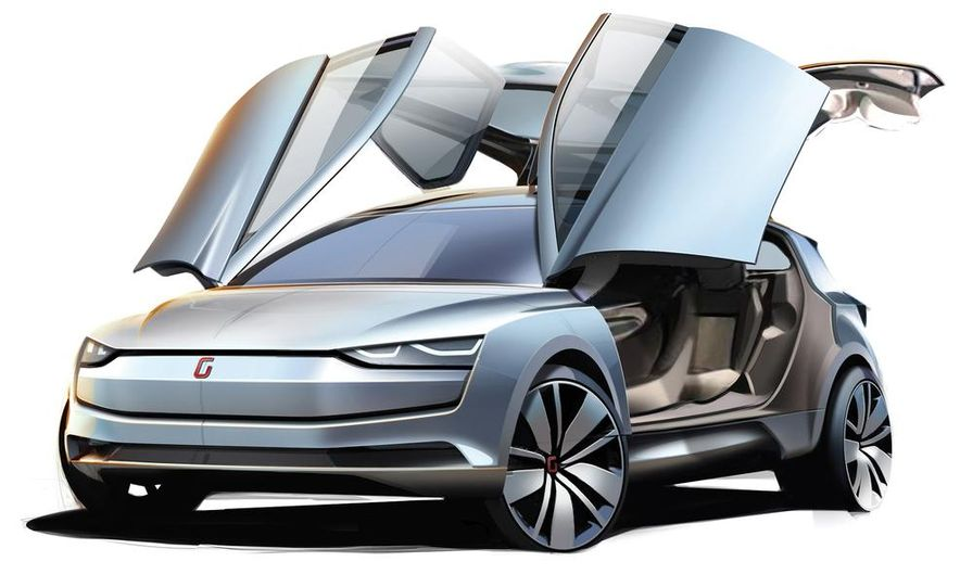 Italdesign Giugaro Clipper concept - Slide 15
