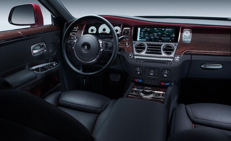 2015 Rolls-Royce Ghost Series II - Slide 31