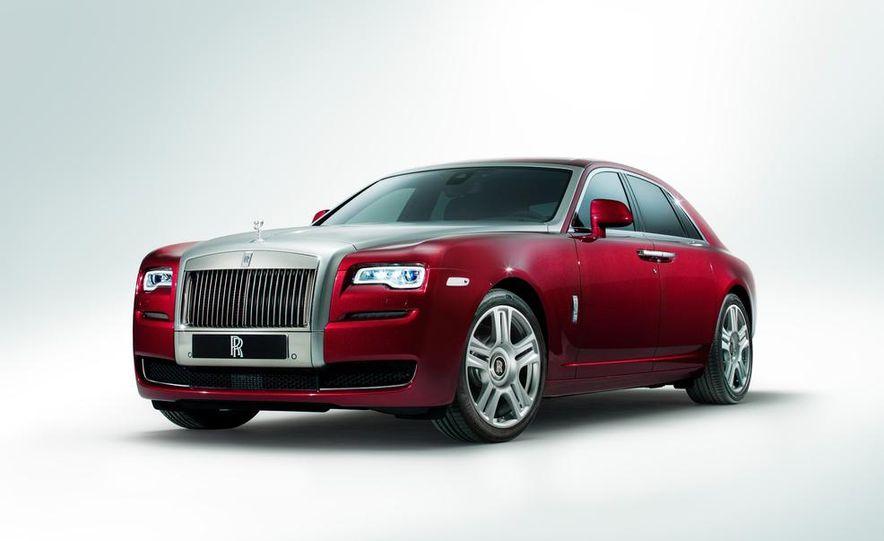 2015 Rolls-Royce Ghost Series II - Slide 22