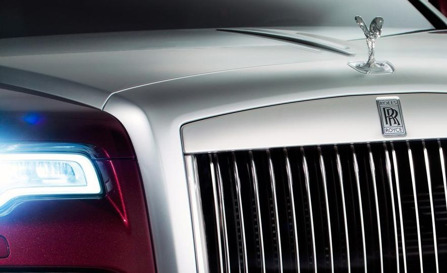 2015 Rolls-Royce Ghost Series II - Slide 27