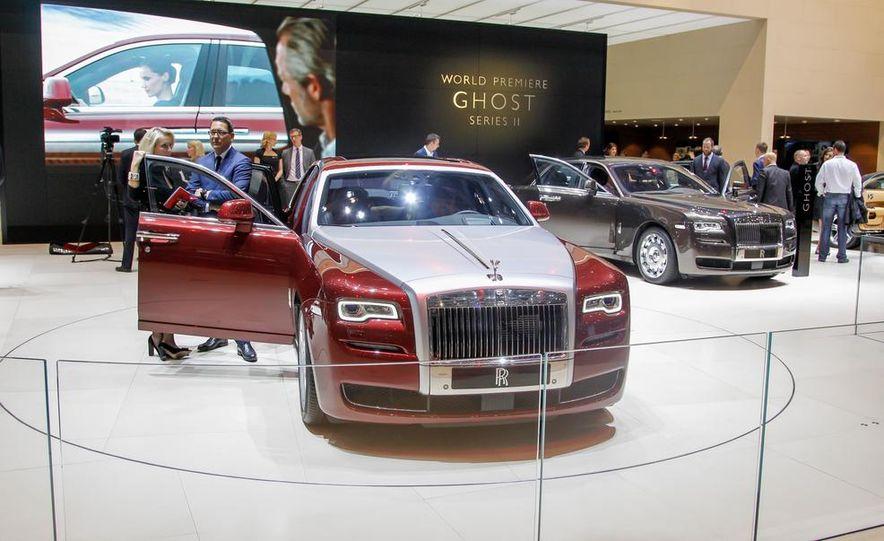 2015 Rolls-Royce Ghost Series II - Slide 1