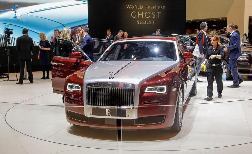 2015 Rolls-Royce Ghost Series II - Slide 2