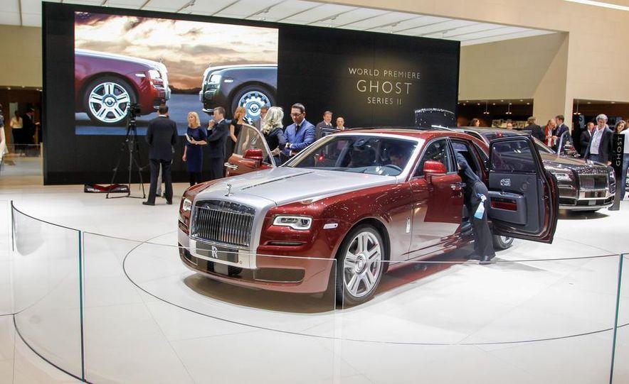 2015 Rolls-Royce Ghost Series II - Slide 3