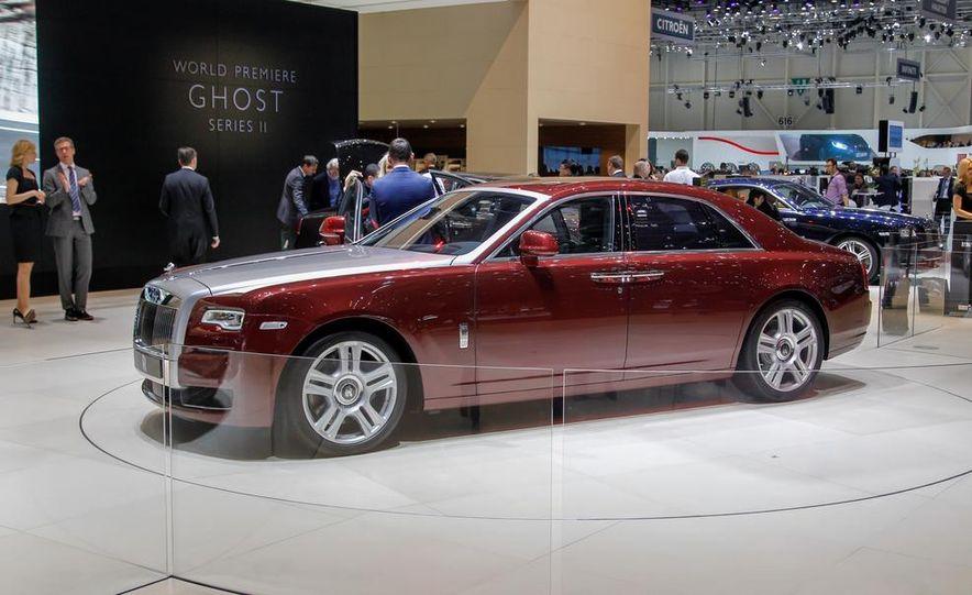 2015 Rolls-Royce Ghost Series II - Slide 4