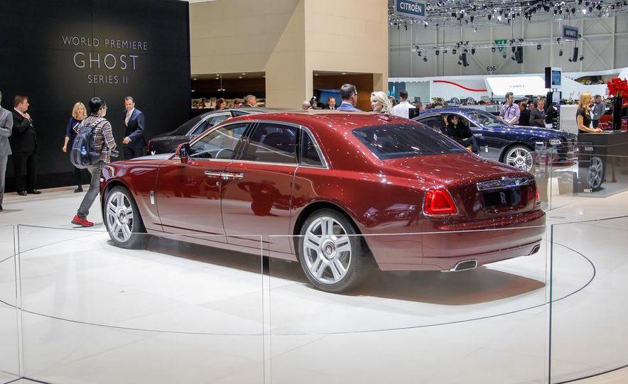 2015 Rolls-Royce Ghost Series II - Slide 7