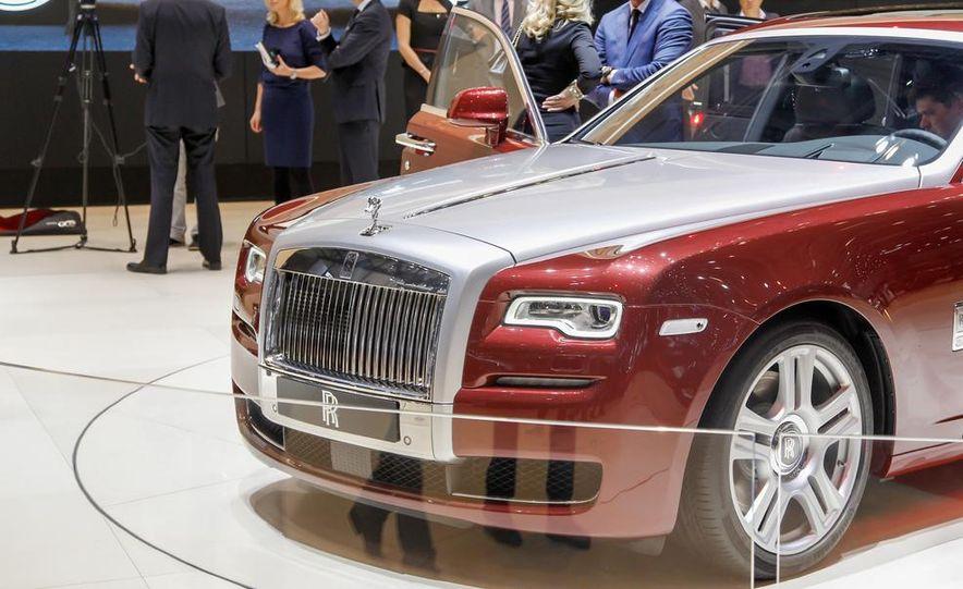 2015 Rolls-Royce Ghost Series II - Slide 20