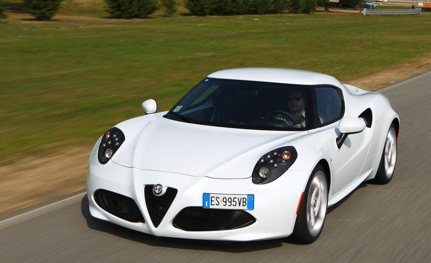 2015 Alfa Romeo 4C Spider - Slide 54