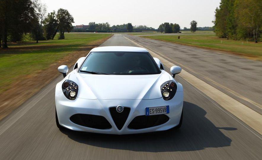 2015 Alfa Romeo 4C Spider - Slide 56