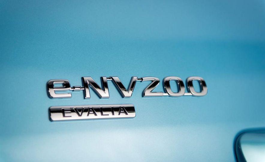 Nissan e-NV200 Evalia - Slide 23