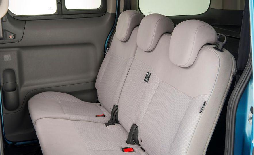 Nissan e-NV200 Evalia - Slide 27