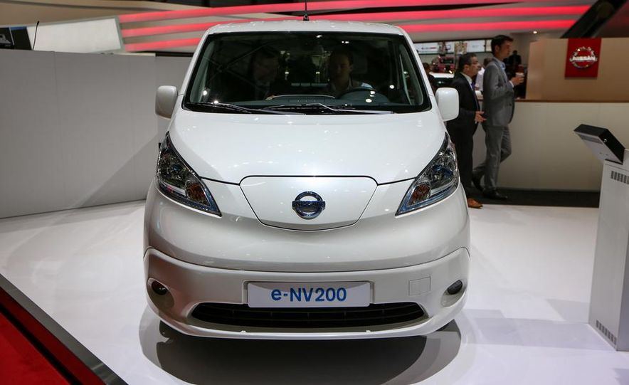 Nissan e-NV200 Evalia - Slide 3