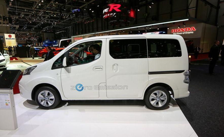 Nissan e-NV200 Evalia - Slide 4