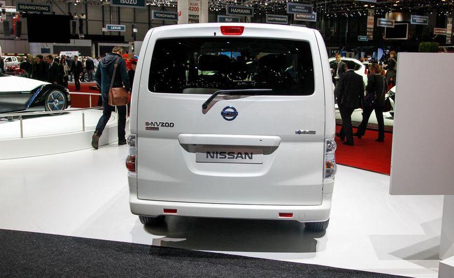 Nissan e-NV200 Evalia - Slide 5