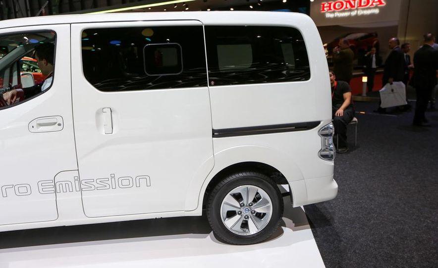 Nissan e-NV200 Evalia - Slide 6