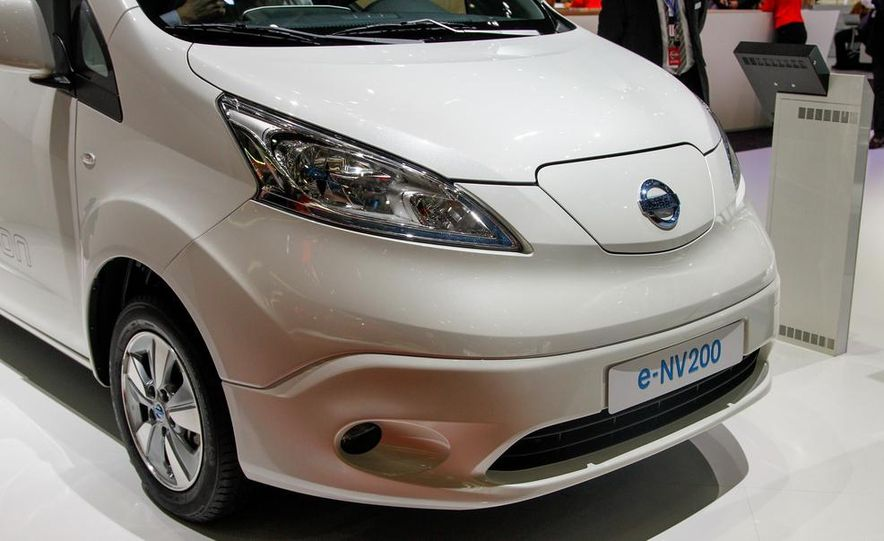 Nissan e-NV200 Evalia - Slide 7