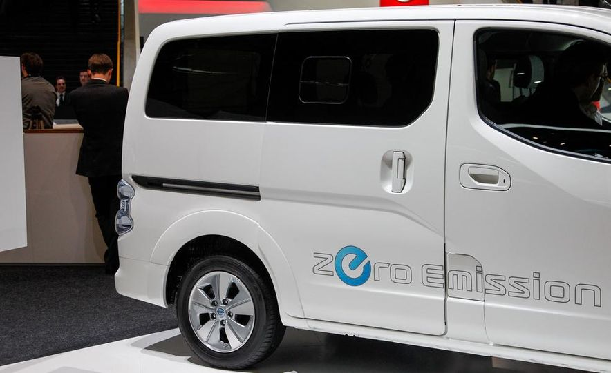 Nissan e-NV200 Evalia - Slide 10