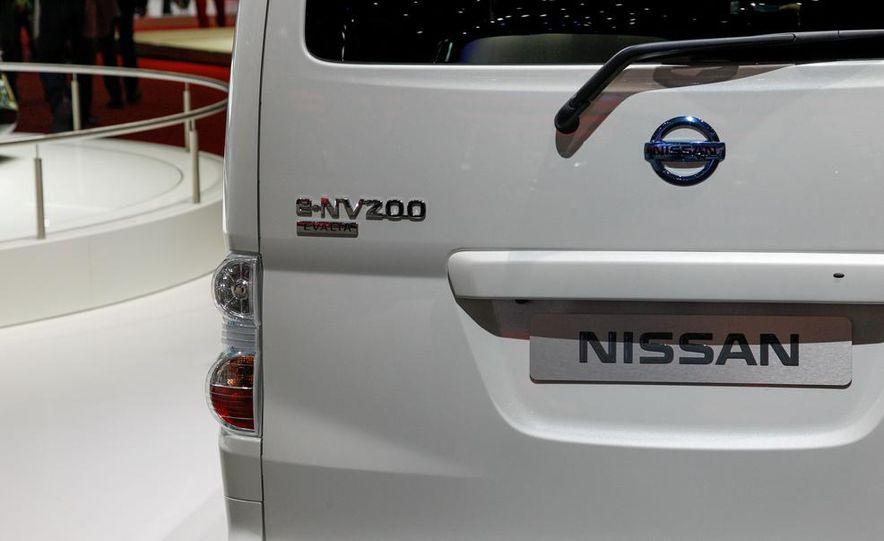 Nissan e-NV200 Evalia - Slide 11