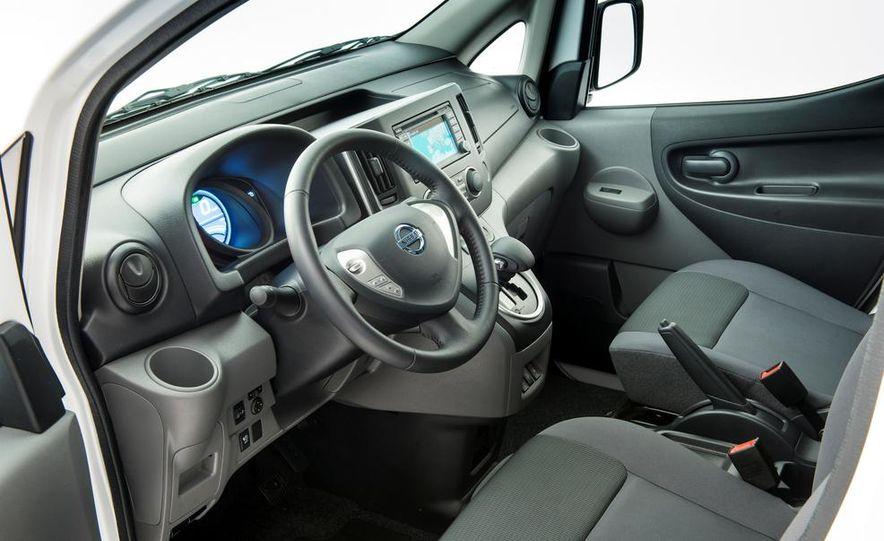Nissan e-NV200 Evalia - Slide 41