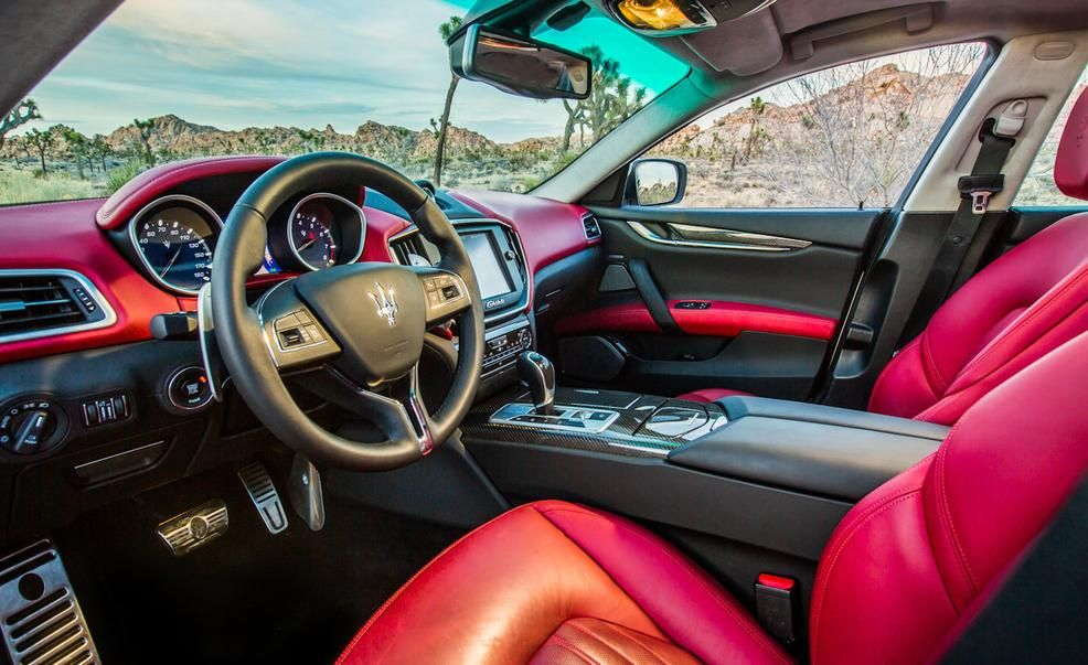 Lovely Maserati Ghibli Reviews   Maserati Ghibli Price, Photos, And Specs   Car  And Driver