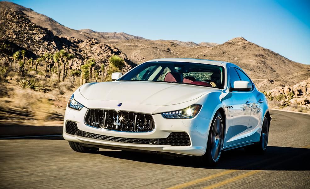 How Much Is A Maserati Q4