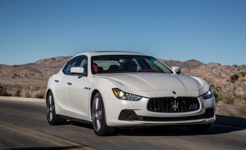 2019 Maserati Ghibli Reviews Maserati Ghibli Price Photos And