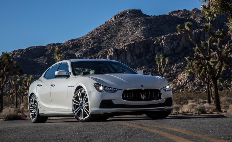 Maserati Ghibli Reviews   Maserati Ghibli Price, Photos, and Specs