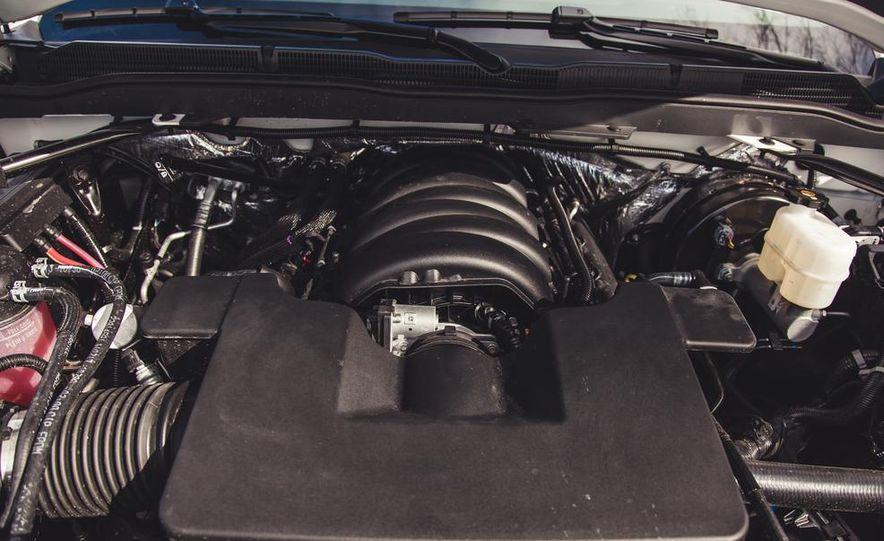 2014 Chevrolet Silverado 1500 High Country - Slide 50