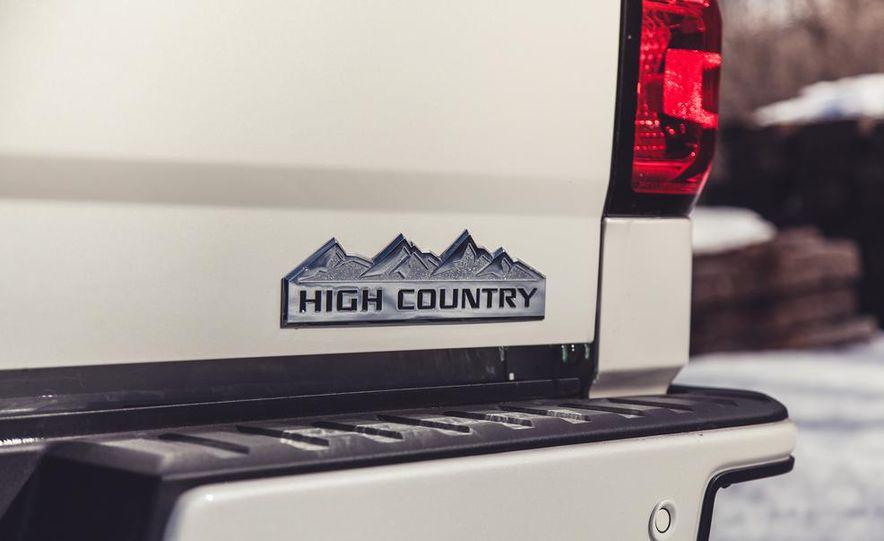 2014 Chevrolet Silverado 1500 High Country - Slide 28