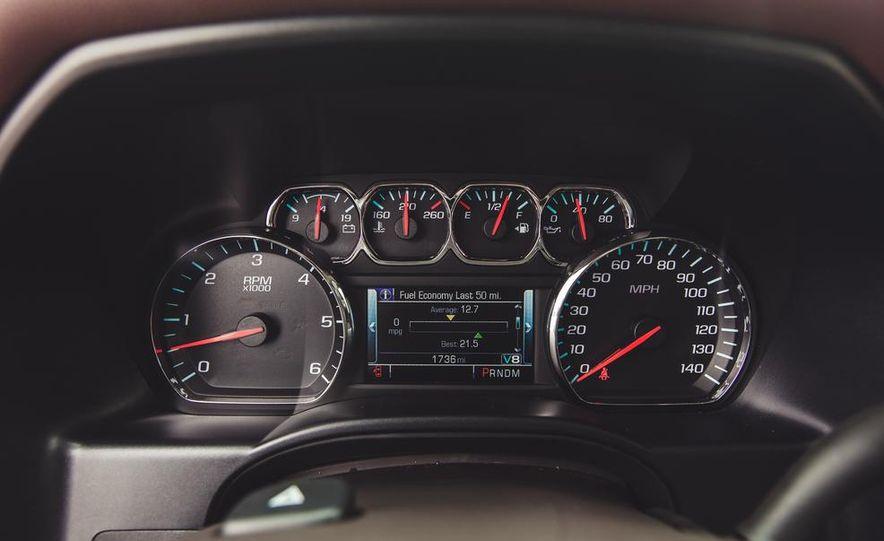 2014 Chevrolet Silverado 1500 High Country - Slide 40