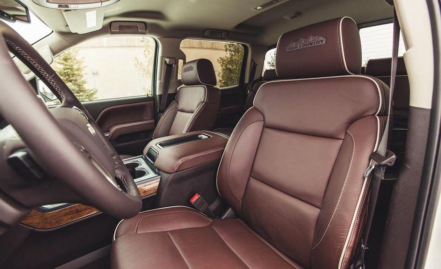 2014 Chevrolet Silverado 1500 High Country - Slide 32