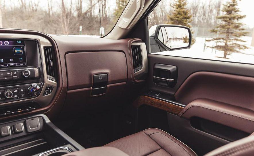 2014 Chevrolet Silverado 1500 High Country - Slide 38