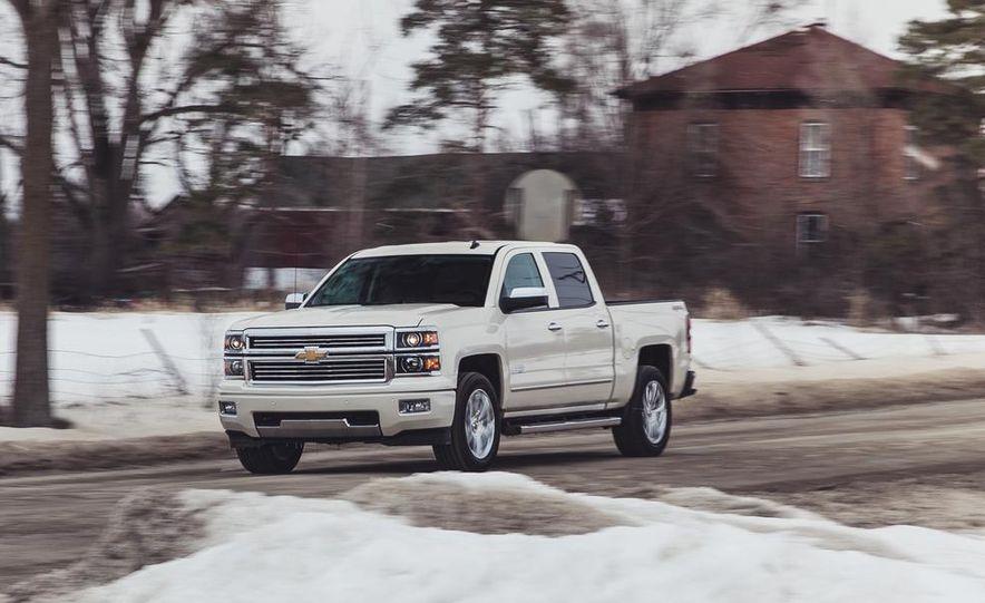 2014 Chevrolet Silverado 1500 High Country - Slide 1