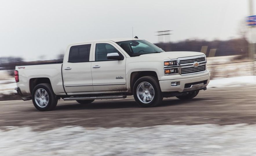 2014 Chevrolet Silverado 1500 High Country - Slide 6