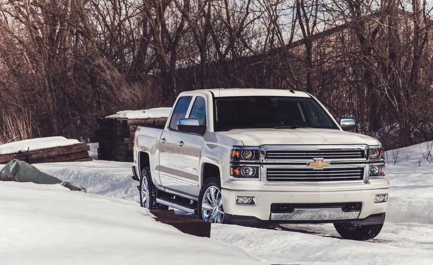 2014 Chevrolet Silverado 1500 High Country - Slide 13