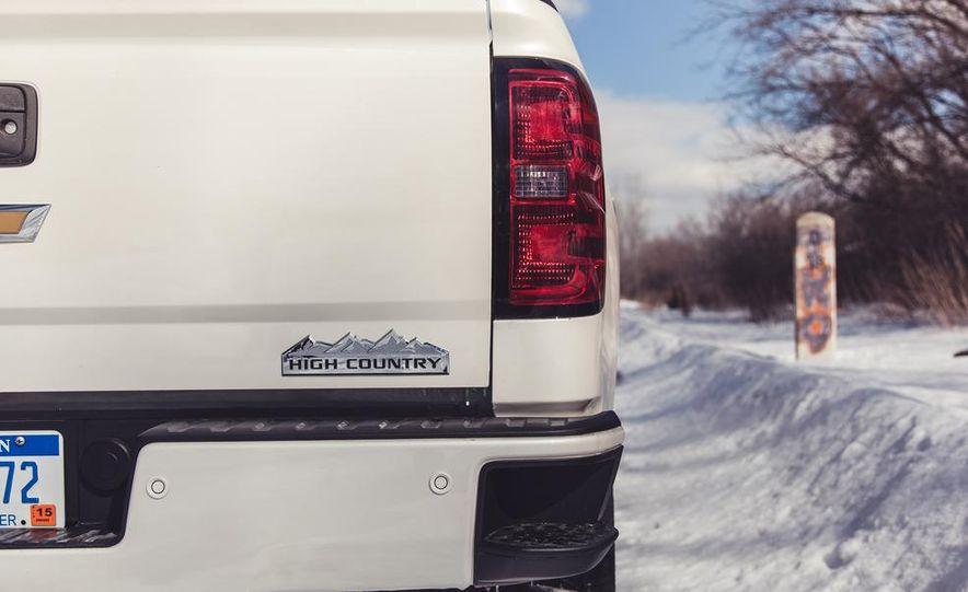 2014 Chevrolet Silverado 1500 High Country - Slide 27