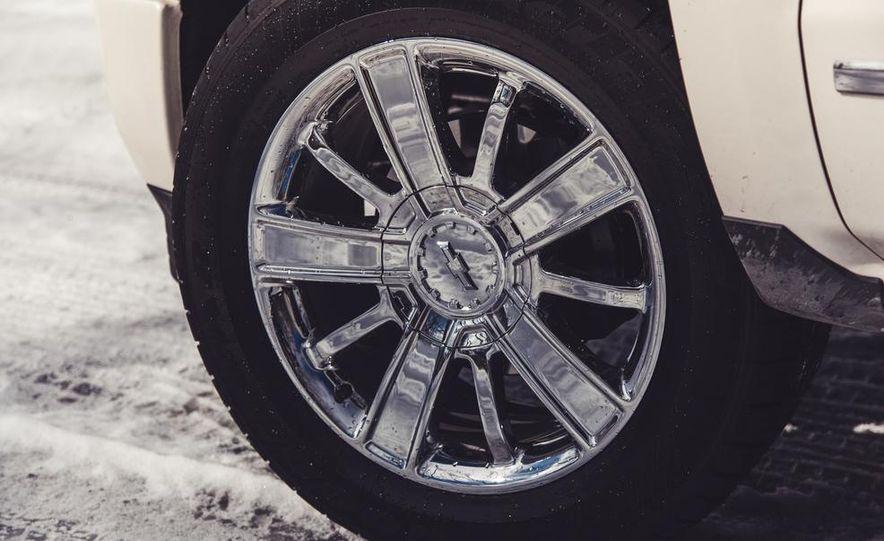 2014 Chevrolet Silverado 1500 High Country - Slide 23