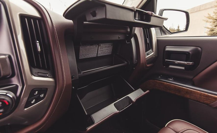 2014 Chevrolet Silverado 1500 High Country - Slide 47