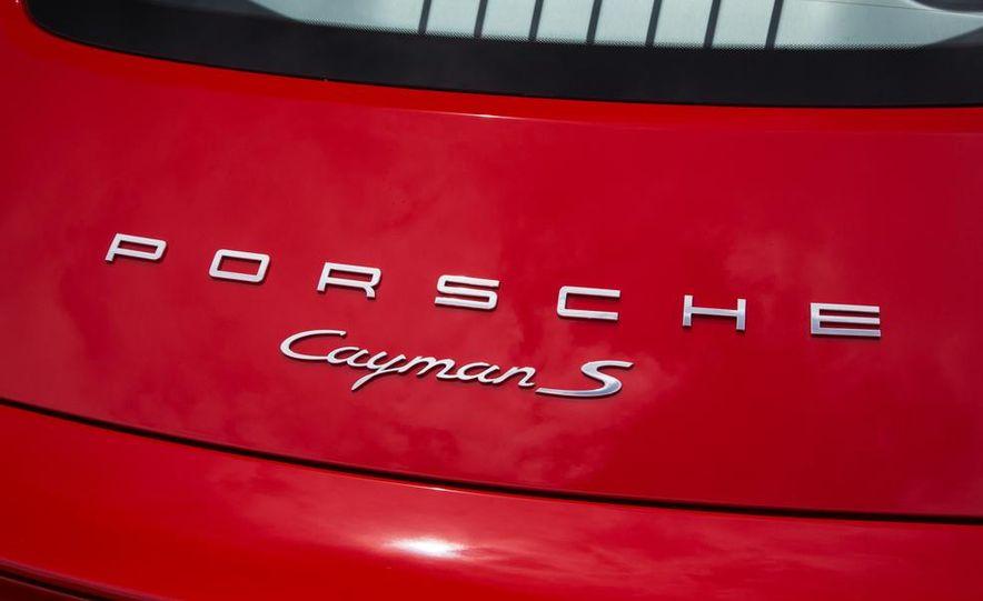 2015 Porsche Cayman GTS - Slide 23