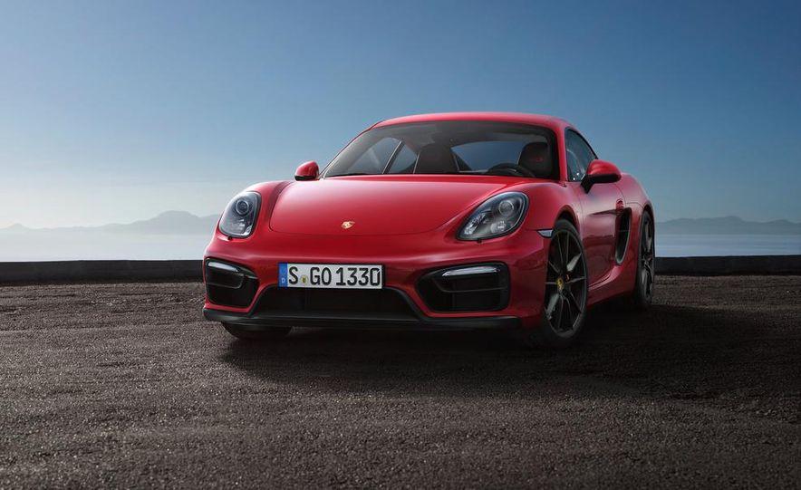 2015 Porsche Cayman GTS - Slide 4