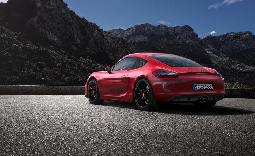 2015 Porsche Cayman GTS - Slide 5
