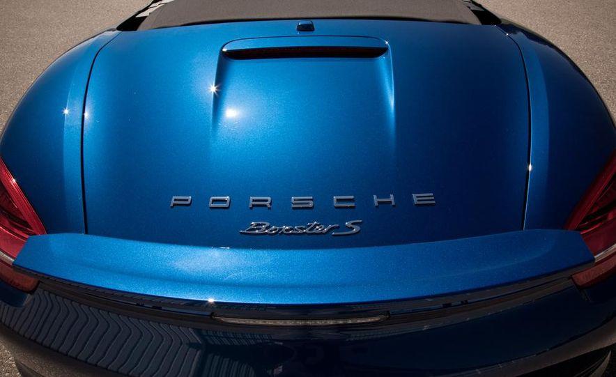 2015 Porsche Boxster GTS - Slide 35