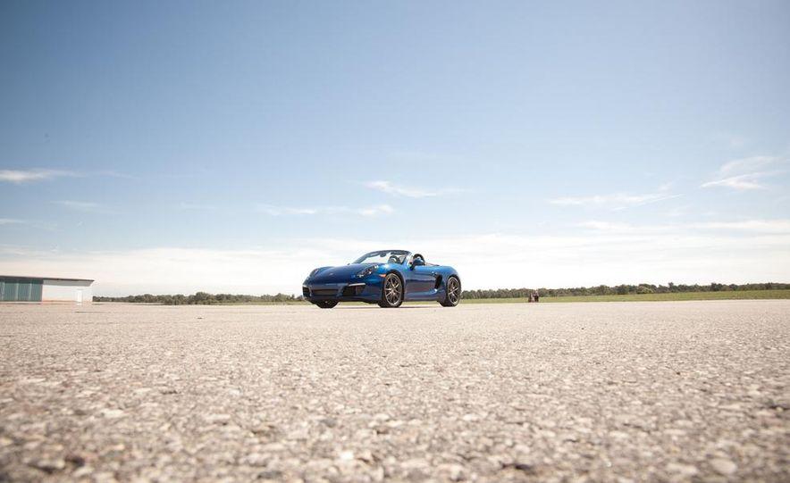 2015 Porsche Boxster GTS - Slide 7