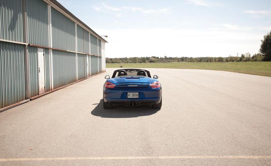 2015 Porsche Boxster GTS - Slide 25