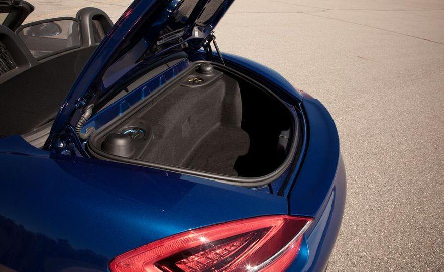 2015 Porsche Boxster GTS - Slide 42