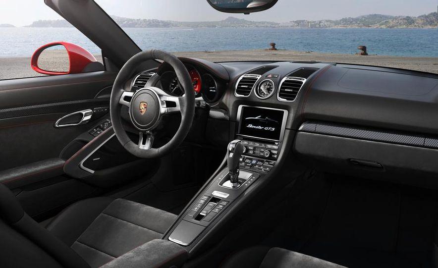 2015 Porsche Boxster GTS - Slide 6
